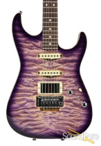 Anderson Drop Top Natural Purple Burst #07-26-17P