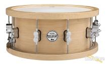 PDP 5.5x14 20-Ply Wood Hoop Maple Snare Drum