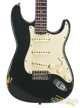 Mario Guitars S-Style Black SSS IRW Electric #317242