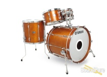 Yamaha 4pc Recording Custom Drum Set-Real Wood