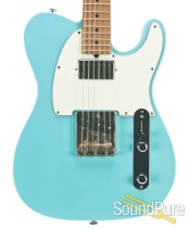 Suhr Custom Classic T Daphne Blue Electric #18092 - Used