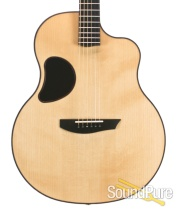 McPherson 3.5XP Figured Sapele/Adirondack Red Spruce #2470