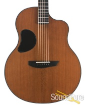 McPherson 4.0XP Figured Bubinga/Redwood Acoustic #2472