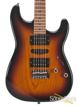 Michael Tuttle Custom Classic S 3-Tone Burst #315 - Used