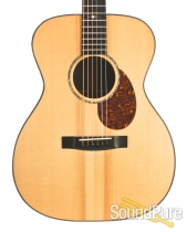 Huss & Dalton OM Custom Red Spruce/IRW Acoustic #986 - Used