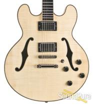 Eastman T186MX-BD Blonde Thinline Electric #13650213