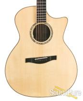 Eastman AC822CE-FF Spruce/Rosewood Fanned Fret #14655575