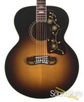 Gibson SJ-200 True Vintage Sunburst Acoustic Guitar - Used