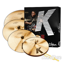 Zildjian K Custom Dark Cymbal Pack Set