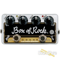 Z.VEX Vexter Box Of Rock Distortion/Boost Pedal