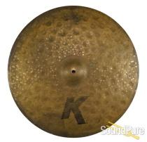 "Zildjian 20"" K Custom Dry Light Ride Cymbal Used"