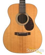 Martin 2002 OM-21 Sitka/IRW Acoustic #856873 - Used