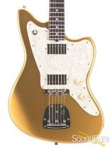 Tuttle Custom Classic J-Master Aztec Gold HH #445