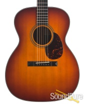 Santa Cruz Custom OM/AR Sitka/IRW Acoustic #4349 - Used