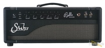 Suhr Bella Reverb Head, Black Tolex