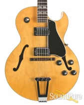 Gibson 1976 ES-175D Blonde Archtop #00103619 - Used