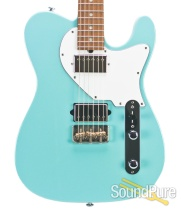 Suhr Custom Classic T Daphne Blue HH Electric #21807 - Used