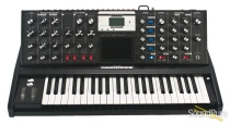Used Minimoog Voyager Electric Blue