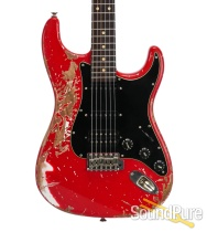 Luxxtone Choppa S Destroyed Dakota Red HSS Electric #223