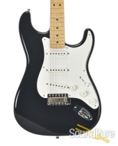 "Fender 2015 American Strat EC ""Blackie"" #US15068571 - Used"