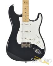 """Fender 2015 American Strat EC """"Blackie"""" #US15068571 - Used"""