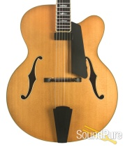 Hopkins Monarch Blonde Archtop #2004 - Used