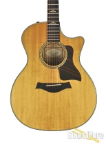 Taylor 2016 614CE Cutaway Acoustic #1105285060 - Used