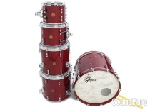Gretsch 5pc New Classic Drum Set-Cherry Gloss