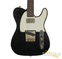 Mario Guitars T-Style Black Relic #617260