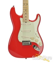 Tuttle Custom Classic S Fiesta Red #278 - Used