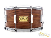 Pork Pie 7x14 Maple Snare Drum Rosewood Satin