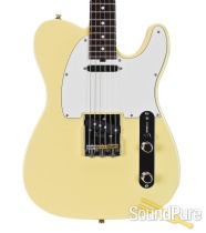 Michael Tuttle Tuned T Vintage White SS Guitar #451