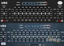 URS Classic Console Graphic EQ Bundle (TDM)