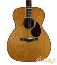 Santa Cruz OM Grand Acoustic Guitar #216 - Used