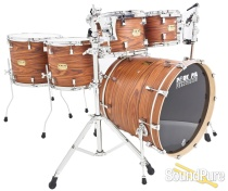 Pork Pie 5pc Maple Drum Set- Rosewood Oil