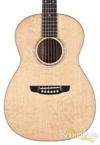"""Goodall """"Bear Claw"""" Sitka/Cherry Parlor Acoustic #6614"""