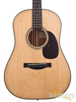 Santa Cruz D12 Bear Claw Spruce Acoustic Guitar #7303