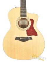 Taylor 214CE DLX Acoustic Guitar #2103076541 - Used