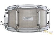 Dunnett Classic 6.5x14 Stainless Steel Snare Drum