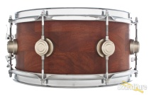Global Drum Co. 6.5x13 Bubinga Segmented Snare Drum