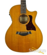 Taylor 514CE Grand Auditorium Acoustic #20010320108 - Used