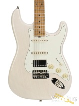 Michael Tuttle Custom Classic S Mary Kay White #466