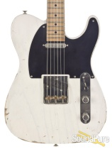 Luxxtone Choppa T Trans White Electric Guitar #240