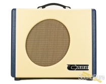 Carr Amplifiers Mercury V 16W 1x12 Combo Blue & Cream - Used