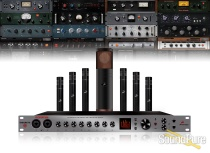 Antelope Discrete 8 + Edge & Verge Mic Bundle w/ Premium FX Demo/Open Box