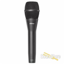 Shure KSM Series Handheld Microphone (Charcoal Finish)