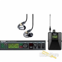 Shure P9TRA425CL - G7 Band Wireless In Ear System
