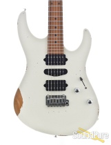 Suhr Modern Antique Pro Olympic White #JS1F3Z Electric