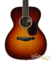 Santa Cruz OM Southern Belle Sunburst #4756 - Used