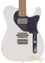 Suhr Custom Classic T Antique Trans White Electric #JS7U9N